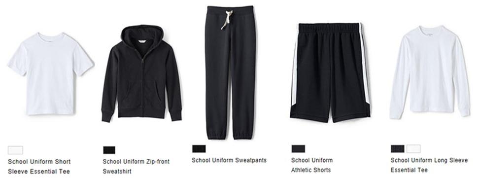 Life uniforms online